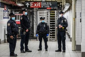 NYC: Crime Spikes After Police Reform