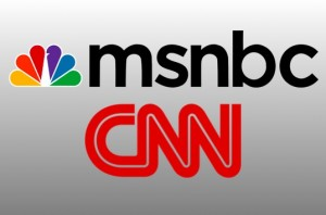 CNN and MSNBC Have Become Anti-News Networks