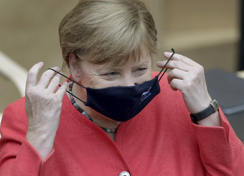 Germany Throws Quarantine Breakers in Detention Centers