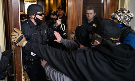Capitol Police Knew About the Riot in Advance, Did Nothing
