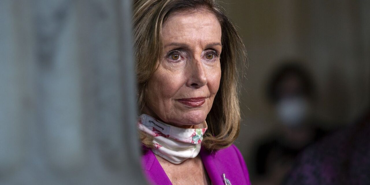Nancy Pelosi and Her Dangerous Tactic of Provoking Civil Unrest