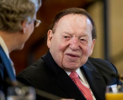 Sheldon Adelson Dies at Age 87