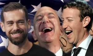 The Rise of the Tech Oligarchy – The First Overt Collusion of Big Tech