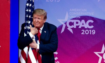 Why Trump Needs a Great Speech at CPAC