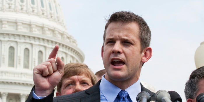Adam Kinzinger Reveals His Future Plan