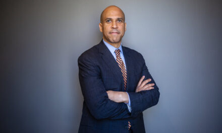 Cory Booker Personifies Left-Wing Arrogance