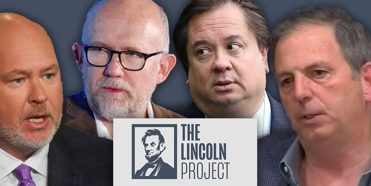 The Lincoln Project Crushed by Scandals