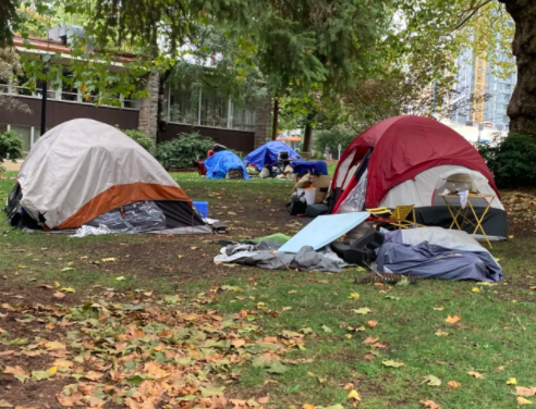 Homelessness In Seattle Is a Culture