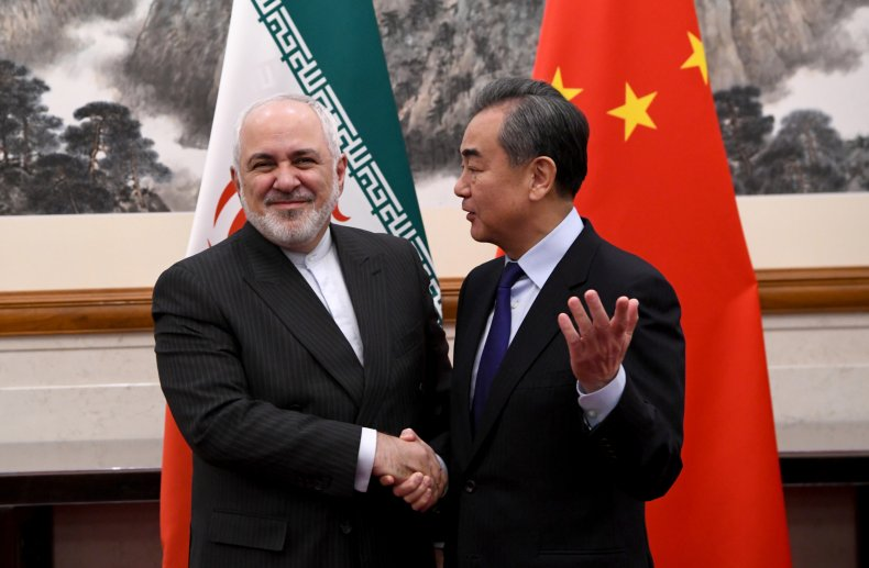 "China and Iran Join ""Permanent"" Cooperation Agreement"