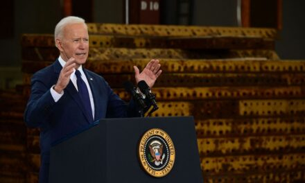 "Biden Infrastructure Plan will ""Collectivize"" the Nation"