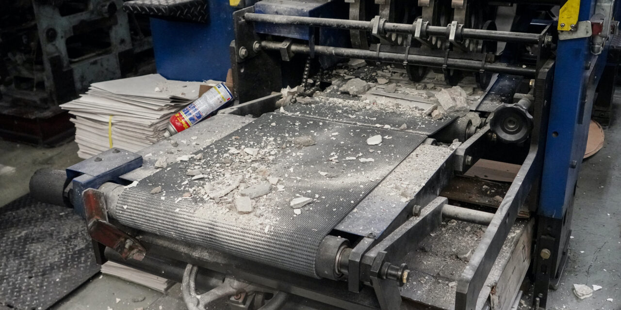 Epoch Times Printing Press Attacked by CCP Operatives