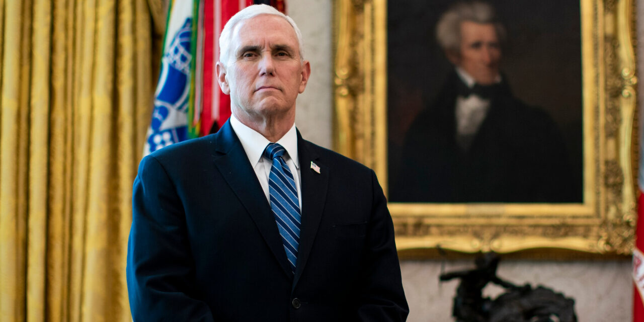 Does Pence have a Future in Politics?
