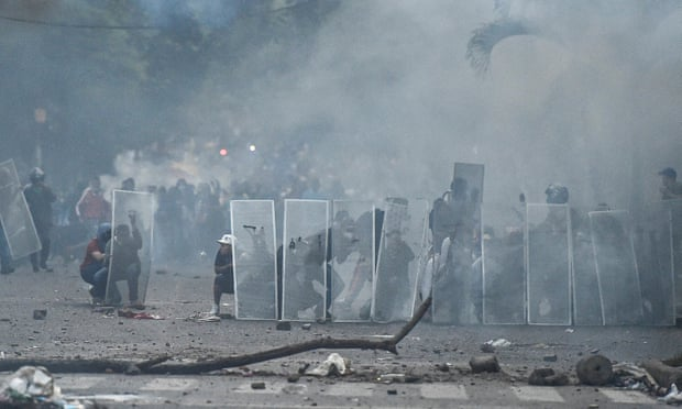 Civil Unrest in Colombia Peaks Over Tax Proposal
