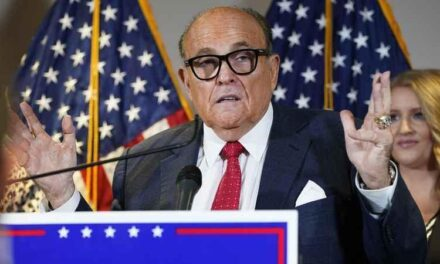 Is Rudy Giuliani Facing Prison Time?