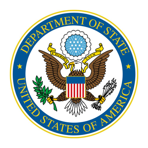 US Department of State United States of America