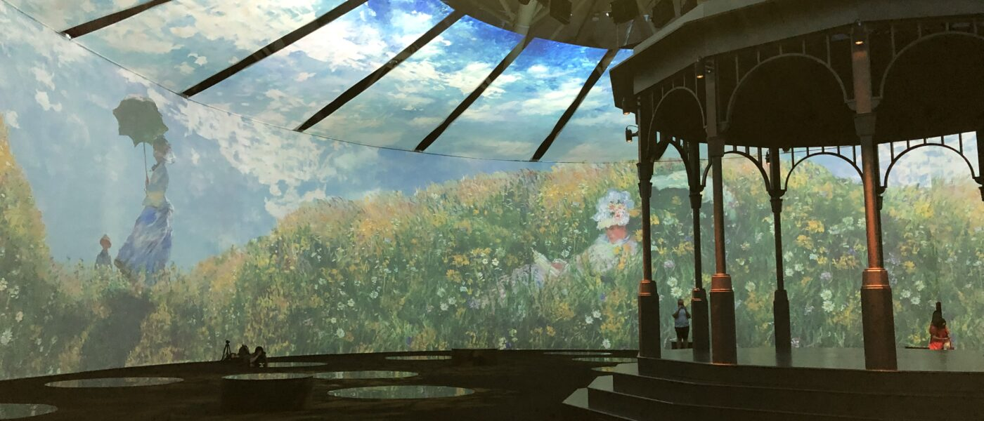 Beyond Monet : The immersive experience makes it world premier in Toronto