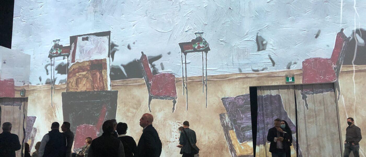 Sneak Peek at Immersive Klimt Toronto