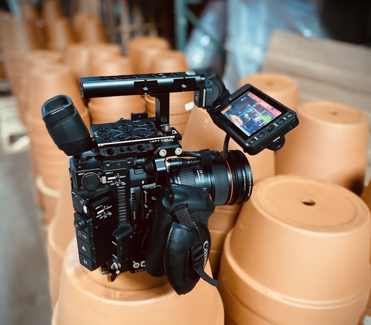 Video Production Onsite