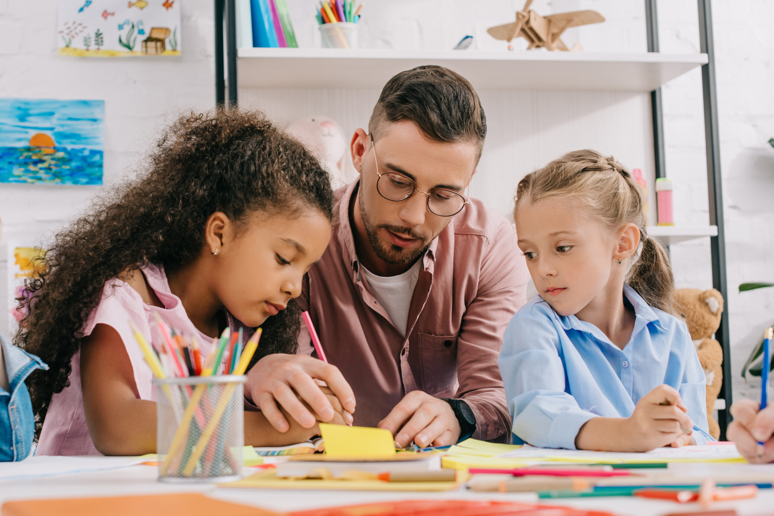 4 Domains of Early Childhood Education: What They Mean and They Matter