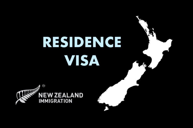 Residence Visa New Zealand