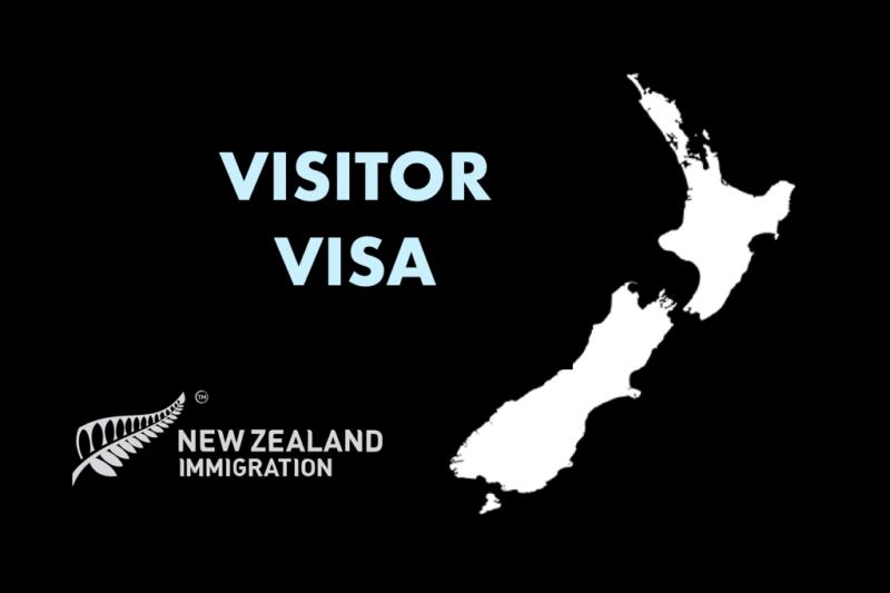 Visitor Visa New Zealand