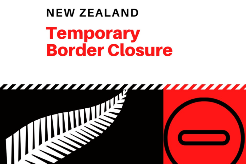 NZ Temporary Border Closure