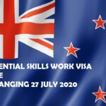 Changes to Essential Skills work visa