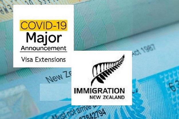 COVID-19: INZ Update Visa Extensions