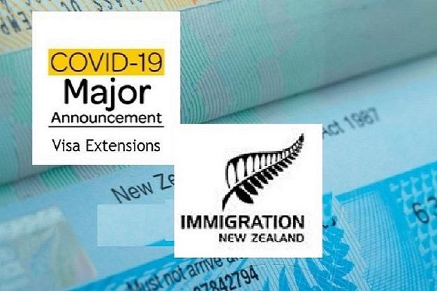 COVID-19: INZ Update Visa Extensions