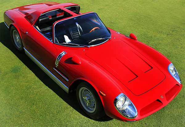 1968 Bizzarrini 5300 Spyder