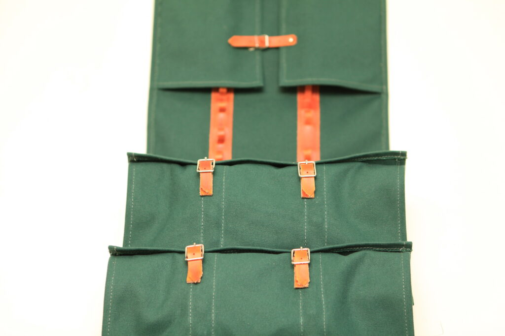 Tool Roll -Rolled up
