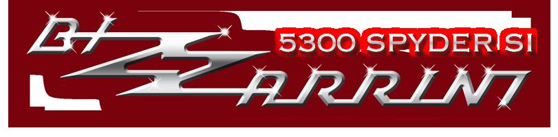 Bizzarrini 5300 SPYDER SI Logo