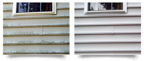 Modular Home Pressure Cleaning