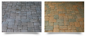 Pavers Pressure Cleaning