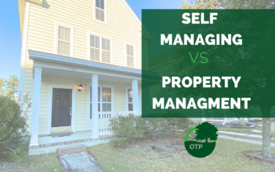 SELF MANAGING VS HIRING A PROPERTY MANAGER