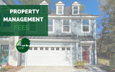 WHAT ARE PROPERTY MANAGEMENT FEES IN CHARLESTON, SC?