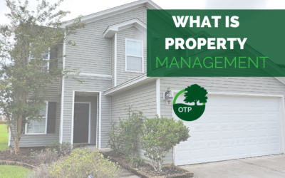 What is Property Management in Charleston, SC?
