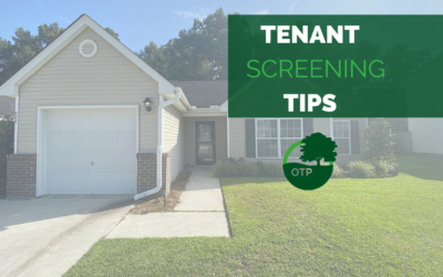 Tenant Screening Tips – How to Find a Perfect Tenant for my Charleston Rental Home