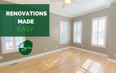 Renovations Made Easy!