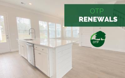 Oak Trust Properties Renewals