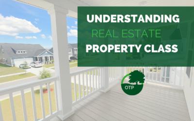 Understanding Real Estate Property Class