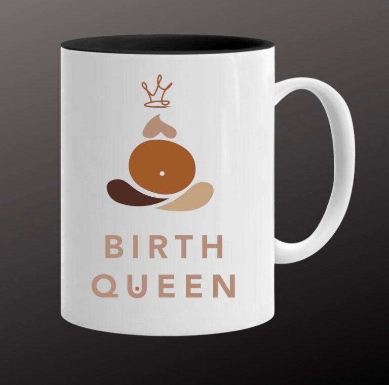 11 oz Ceramic Two Tone Mug