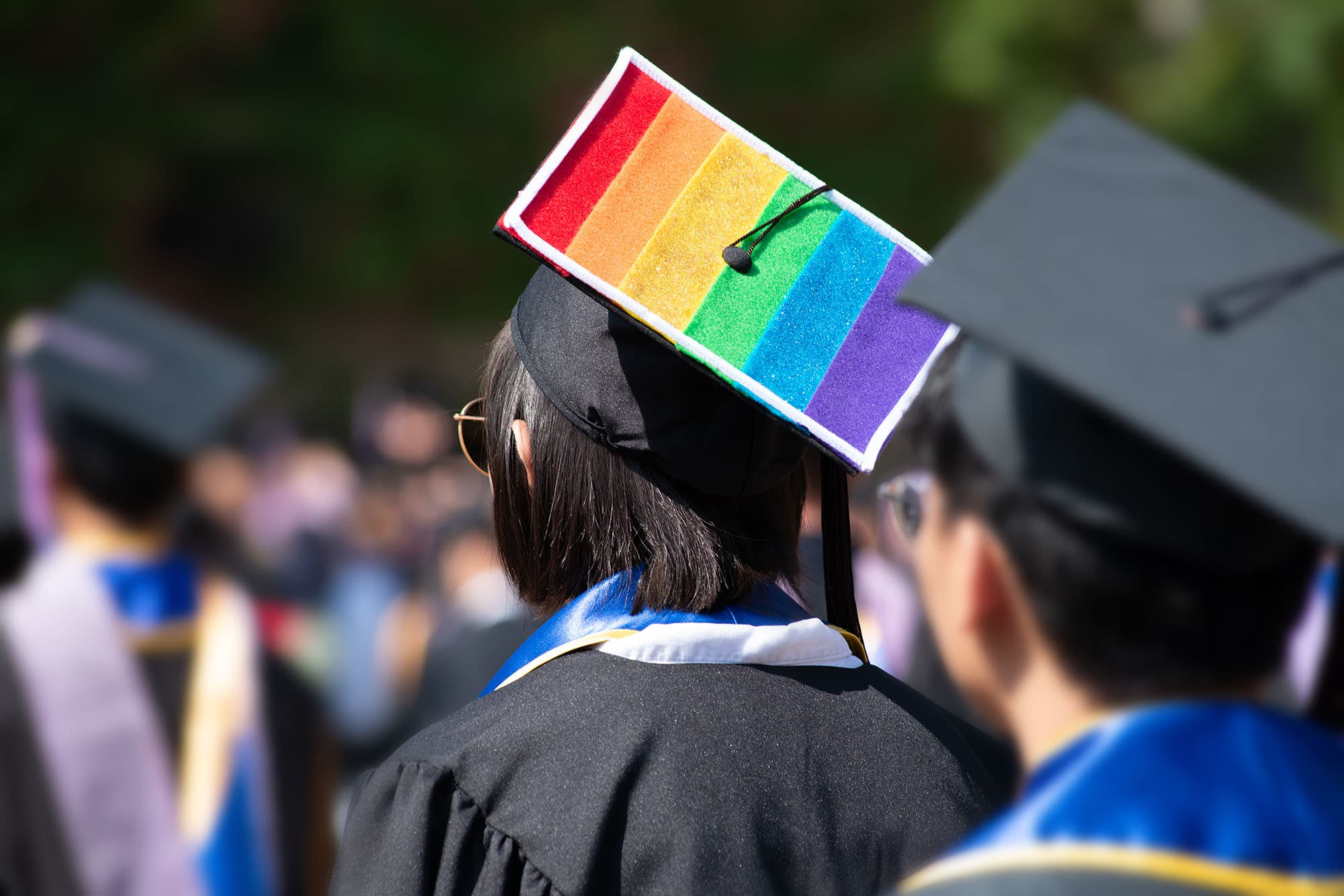 LGBT College Student