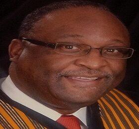 Reverend Reginald Jefferson