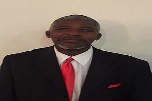 Reverend Larry Hopkins