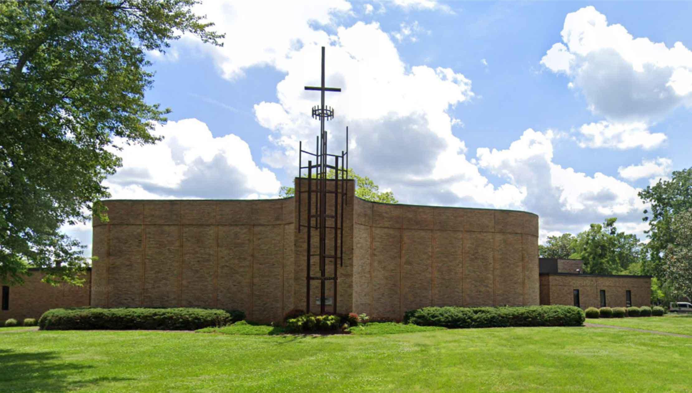 Christ Lutheran Church in Hickory, North Carolina