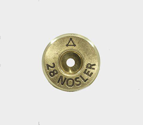 28 nosler brass