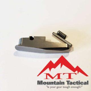 Mountain tactical bolt stop