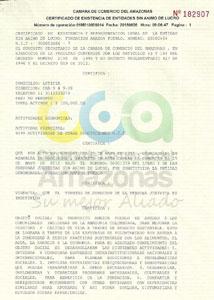 Fundacion Amazon Pueblo