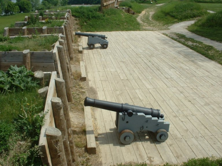 Grand Battery after repairs are complete.